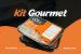 KIT GOURMET 10un - Imagem 1