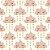 Tricoline Chuva de Estrela, 100% Algodão, Unid. 50cm x 1,50mt - Imagem 1