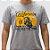 Camiseta Moto California Cinza Mescla. - Imagem 2