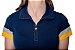 Vestido Gola e Moletinho Amarelo Carina Hapuk - 60562 - Imagem 4