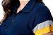 Vestido Gola e Moletinho Amarelo Carina Hapuk - 60562 - Imagem 2