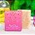 Shampoo Sólido/barra - Sálvia, Gerânio e Argan -  Cabelos normais ou secos 150gr - Pura Chuva - Imagem 1