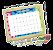 Painel Educativo Magnético - Super Nanny - Imagem 2