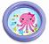 Piscina Infantil Inflável 15 Litros Primeira Piscina Roxo Intex - 59409 - Imagem 1