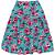 Conjunto Infantil Blusa e Saia Longa Estampa Floral -  Momi - Imagem 2