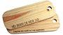 Kit 2 tábuas para servir em madeira pinus - mesa posta - Imagem 1