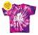 Kit Tie Dye da Barbie Camiseta Tam M - Imagem 3