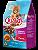 Qualidy Premium Gatos Adultos Sabor Carne 1kg - Imagem 1
