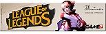 Quadro Decorativo Gamer League Of Legends Logo em Mdf Alto Relevo 90 x 35 cm - Imagem 3