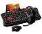 COMBO GAMER TGX MOUSE 3200DPI TECLADO GAMER + HEADSET LED + MOUSEPAD - Imagem 1