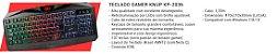 COMBO G7 STRIKE TECLADO + HEADSET + MOUSE + MOUSEPAD - Imagem 3