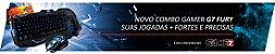 COMBO G7 FURY TECLADO + HEADSET + MOUSE + MOUSEPAD - Imagem 2