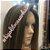 Protese capilar feminina  de topo aplique de topo micropele cabelo humano - Imagem 7