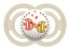 Chupeta Mam Perfect 6+ Meses - Embalagem Dupla Rosa - 2978 - Imagem 3