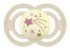 Chupeta Mam Perfect Night 6+ Meses - Embalagem Dupla Rosa - 2982 - Imagem 3