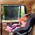 Mega Protetor Solar Retrátil Para  Carro Preto Munchkin - 02.61264 - Imagem 2