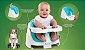 Cadeira De Alimentação Assento  2 Em 1 Ingenuity Baby Base- Peacock Blue - 11247 - Imagem 2