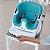 Cadeira De Alimentação Assento  2 Em 1 Ingenuity Baby Base- Peacock Blue - 11247 - Imagem 7