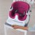 Cadeira De Alimentação Assento 2 Em 1 Ingenuity Baby Base - Pink Flambe - 11579 - Imagem 7