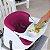 Cadeira De Alimentação Assento 2 Em 1 Ingenuity Baby Base - Pink Flambe - 11579 - Imagem 6