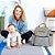 Bolsa Maternidade Grand Central Take It All Backpack Black White Stripes Skip Hop - 216101 - Imagem 4