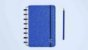 Caderno Inteligente - Glitter Blue A5 - Imagem 1