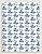 Papel Crepom Infantil 11 - Ursinho Aviador - 30 unid - Imagem 1