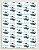 Papel Crepom Infantil 13 - Aviador - 30 unid - Imagem 1