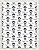 Papel Crepom Infantil 20 - Pequeno Príncipe - 30 unid - Imagem 1
