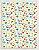 Papel Crepom Infantil 35 - Fundo do Mar - 30 unid - Imagem 1