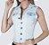 Colete Jeans Pit Bull  - Imagem 1