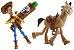 Toy Story 3 - Woody e Bala no Alvo - Mattel  - Imagem 2
