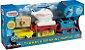 Thomas E Seus Amigos - Trackmaster Thomas E Harold Gira-Gira - Mattel - Imagem 5