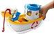 Mickey Mouse Clubhouse Quacky Fishing Boat Mattel - Imagem 4