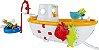 Mickey Mouse Clubhouse Quacky Fishing Boat Mattel - Imagem 3