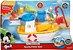 Mickey Mouse Clubhouse Quacky Fishing Boat Mattel - Imagem 6