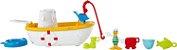 Mickey Mouse Clubhouse Quacky Fishing Boat Mattel - Imagem 1