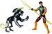 Boneco Max Steel Mission Max E Pantera Mattel - Imagem 2