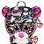 Mochila Fashion Ty Paete Onça Dotty Colorido - Dtc - Imagem 2