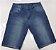 Bermuda Jeans Guitta Rio Slim Masc - 13854 - Imagem 1