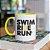 Caneca Swim Ride Run - Imagem 3