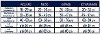 Meia Select Comfort Premium 7/8 AF 20-30 mmHg - Imagem 9