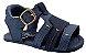 Klin Sandalia  Infantil Masculino 515.145000 Cor Azul Marinho - Imagem 1
