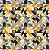 Aquatec 052785 Geométrico Amarelo - Imagem 1