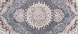 Tapete Via Star Coleção Palace 7085 Grey - 1,00 x 1,40 - Imagem 3