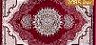 Tapete Via Star Coleção Palace 7085 Red - 1,00 x 1,400 - Imagem 2
