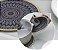 kit Descanso p/ Panela 2 peças - Laranja- Kacyumara - Imagem 3