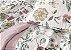 Jogo de Cama 4pçs Malha Art Flowers - Casal - Altenburg - Imagem 2