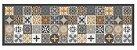 Passadeira de Cozinha 50cm x 160cm - Azulejo - Kacyumara - Imagem 1