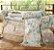 Tecido Estampado Art Decor - Grace Azul 18435-3 - Imagem 2